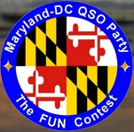 MD-DC QSO Party 2011 logo