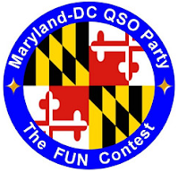 MD-DC QSO Party logo