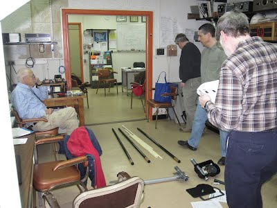 NIHRAC hands-on antenna assembly at our Club