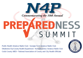 Preparedness Summit N4P station logo