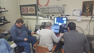 NAQP RTTY contest Winter 2016